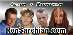 Ron Sarchian - Actor / Stuntman